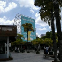 Photo taken at Parque D. Pedro Shopping by Fabricio M. on 2/16/2012