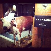 4/20/2012にMr ChadがLa Cabañaで撮った写真