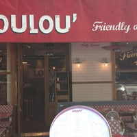 Photo taken at Loulou' Friendly Diner by Cyrill S. on 7/8/2012