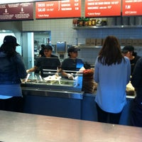 Photo taken at Chipotle Mexican Grill by Dennis B. on 4/23/2012