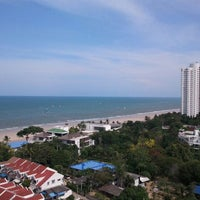 Photo taken at Condo Chain Huahin by Kattalee W. on 4/13/2012