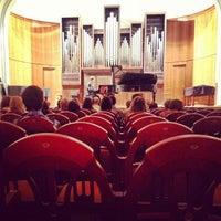 Photo taken at Московская государственная консерватория им. П. И. Чайковского by Nikolay K. on 5/17/2012