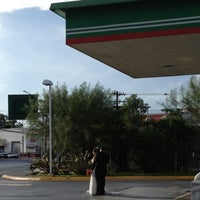 Photo taken at Oxxo Gas by Juan Enrique A. on 9/2/2012