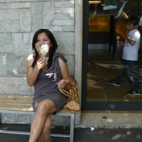 Photo taken at Gelato Gori by Timi S. on 9/2/2012