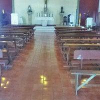 Photo taken at capilla san francisco by Ana O. on 5/6/2012
