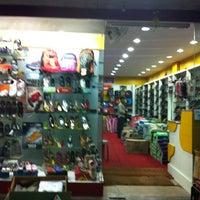 Photo taken at SEENI SHOE STORES by Srini V. on 5/23/2012