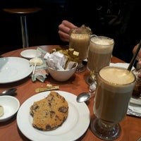 Photo taken at Butlers Chocolate Café by Laura F. on 3/1/2012