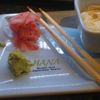 Снимок сделан в Hana Japanese Restaurant пользователем Narisha J. 8/4/2012