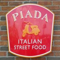 Photo taken at Piada Italian Street Food by Kyle S. on 7/30/2012