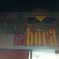 Photo taken at Sabor na Boca by Giuliano S. on 6/25/2012