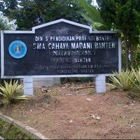 Photo taken at SMAN CMBBS by B120ERY on 3/2/2012