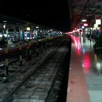 Photo taken at Palakkad Junction (Railway Station) by Sankar ram K. on 3/28/2012