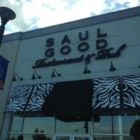 Photo taken at Saul Good Restaurant & Pub by Venessa T. on 4/20/2012