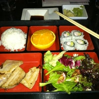 Photo taken at Sushi Axiom by Chuck T. on 8/11/2012