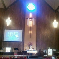 Photo taken at First United Methodist Church by Brian R. on 5/20/2012