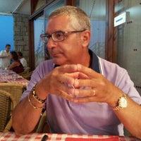 Photo taken at Lu Jaddu by Stefania A. on 8/25/2012