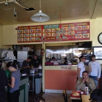 Photo taken at Tacos Por Favor by Elizabeth L. on 8/16/2012