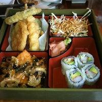 Photo taken at Hot Woks Cool Sushi by Roland C. on 6/10/2012