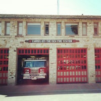 Photo taken at Carmel Fire Station by Nicolas T. on 4/7/2012