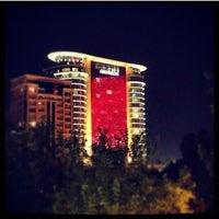 Снимок сделан в JW Marriott Absheron Baku пользователем Anar A. 5/11/2012
