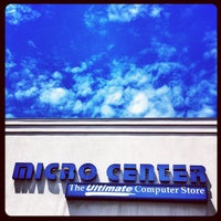 Photo taken at Micro Center by Ryan K. on 6/6/2012