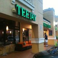 Photo taken at Tee-Jay Thai Sushi by CAESAR D. on 6/1/2012