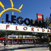 Photo taken at LEGOLAND® Florida by Jeremie W. on 3/19/2012