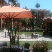 Photo taken at Courtyard Phoenix Camelback by Across Arizona Tours on 5/2/2012