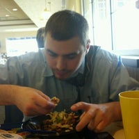 Photo taken at Culver's by Matthew P. on 3/29/2012