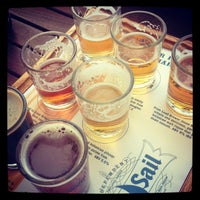 Photo taken at Full Sail Brewing Co. by Cheryn on 7/23/2012