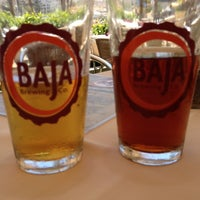 Photo taken at Baja Brewing Co. by Jms M. on 5/28/2012