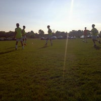 Photo taken at Cleveland United Soccer Fields by Tammy H. on 6/23/2012