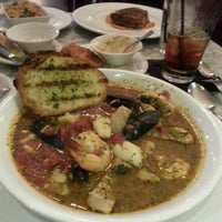 Photo taken at Jolie's Louisiana Bistro by Aromatic I. on 8/31/2012