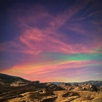 Photo taken at Vasquez Rocks Park by Reyn H. on 2/25/2012