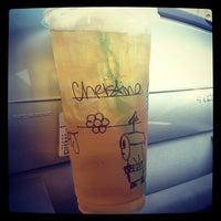 Photo taken at Starbucks by Christian G. on 5/13/2012