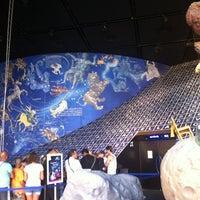 Photo taken at Planétarium by Anne-Sophie L. on 8/28/2012