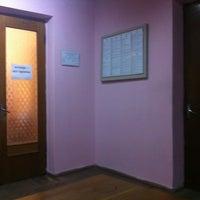 Photo taken at ЗАГС by Nikolay D. on 5/17/2012