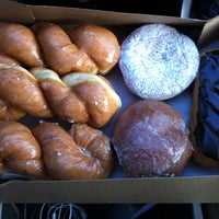 Photo taken at Every Day Is A Donut Day by Chris C. on 4/21/2012