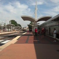 Photo taken at Union Station (DART Rail / TRE / Amtrak) by Dea W. on 7/27/2012