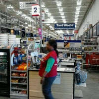 Photo taken at Lowe's Home Improvement by Mark P. on 3/1/2012