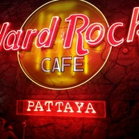 Photo taken at Hard Rock Cafe Pattaya by Василий Г. on 2/16/2012