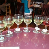 Photo taken at LUBO Wine Tasting Room by Sean A. on 8/7/2012