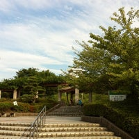 Photo taken at 真幸ケ丘公園 by Mutsumi N. on 8/17/2012