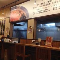 Photo taken at らーめん 花楽 厚木店 by MAYUKI on 5/5/2012