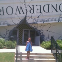 Photo taken at WonderWorks by William T. on 7/22/2012