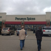Photo taken at Penzey's Spices by Alicia T. on 4/16/2012