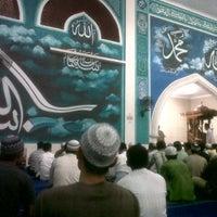 Photo taken at Masjid Raya Arafah by Perry G. on 7/20/2012