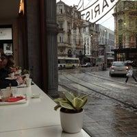 Photo taken at Barista Coffee & Cake by Kris B. on 5/5/2012