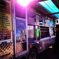Photo taken at Tacos El Toro #3 by elena l. on 3/10/2012