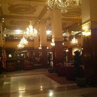 Photo taken at Sheraton Gunter Hotel San Antonio by Johnnie W. on 3/15/2012